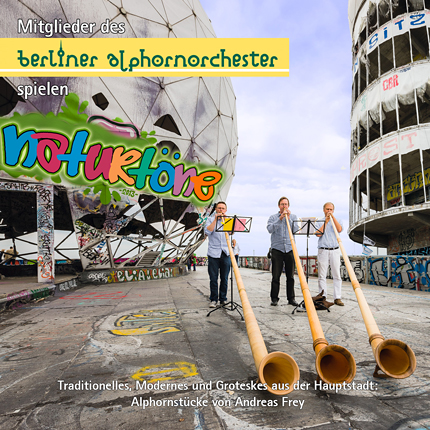 CD Alphornorchester Berlin