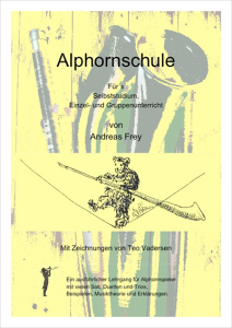 Alphornschule Andreas Frey