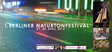 Naturton Festival 2012