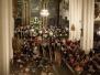 Adventskonzert des Posaunendienstes, Marienkirche Berlin