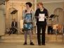 Konzert NaturtonFestival in der 12-Apostel-Kirche