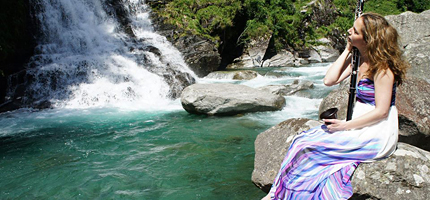 Beatrix Becker Release Wassermusik