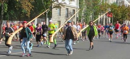 Alphorn Berlin Marathon