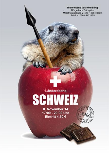 Länderabend Schweiz