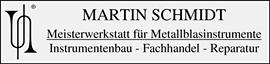 Martin Schmidt, Metallblasinstrumente, Potsdam