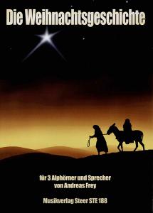 Weihnachtsgeschichte alphorn Noten